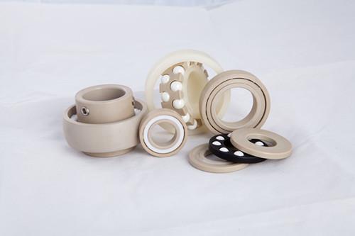 plastic deep groove ball bearing