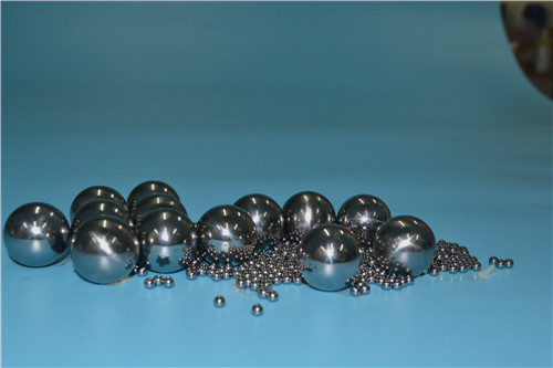 small steel balls