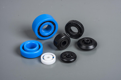 Customized Plastic Ball Bearing POMPA Bearing