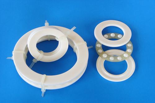 ceramic zro2 thrust ball bearing